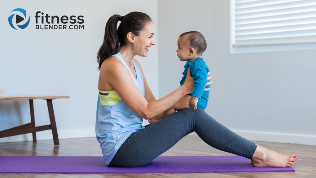 Pregnancy (Part 2):  5 Things You Should (Or Shouldn't) Do When Exercising After Birth