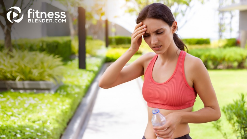 What You Should Know About Post-Workout Dizziness