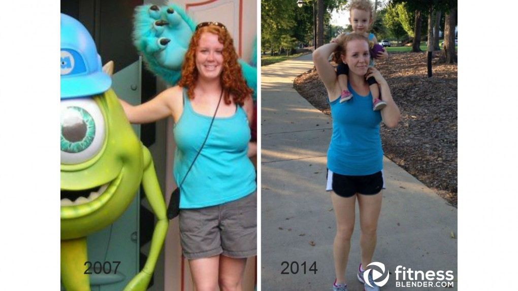 Keli's Before & After: I'm Fitter, Stronger & Have More Endurance