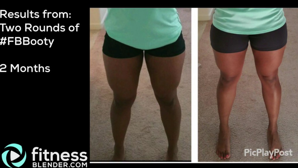 Fitness Blender Before & After Pictures - Fitness Blender Results + Programs Used