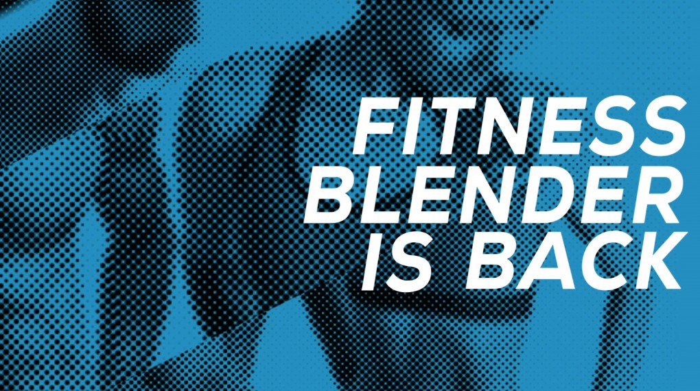 Fitness Blender is Back - New Workouts Coming September 14
