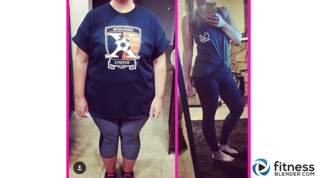 I am down over 100 lbs & I feel so strong & healthy