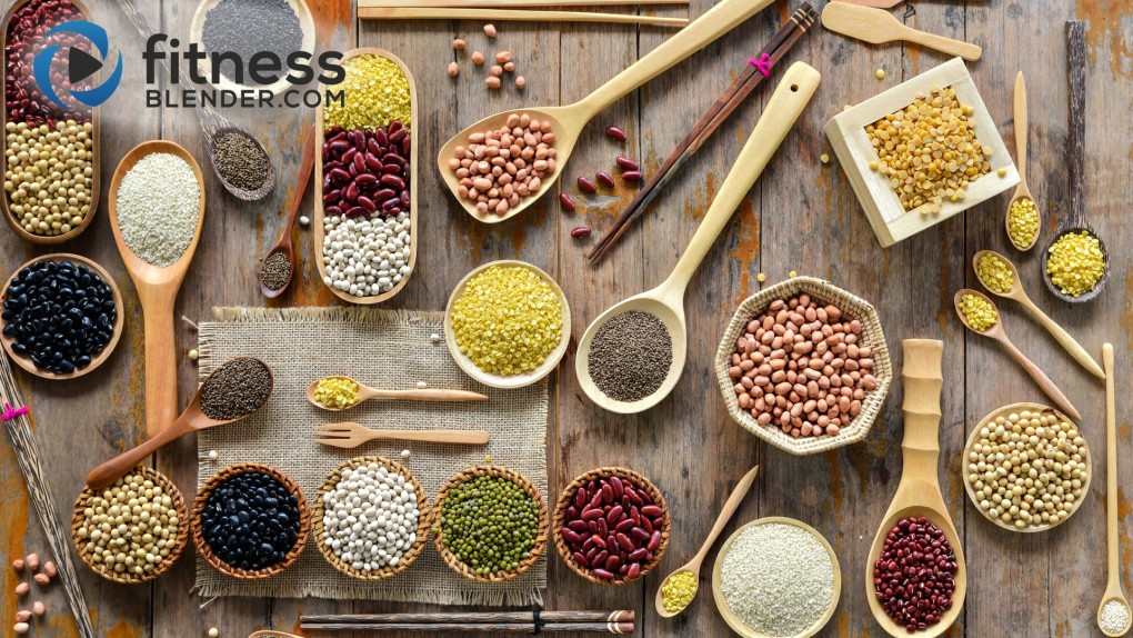 Best Plant Protein Sources for Athletes and Active People