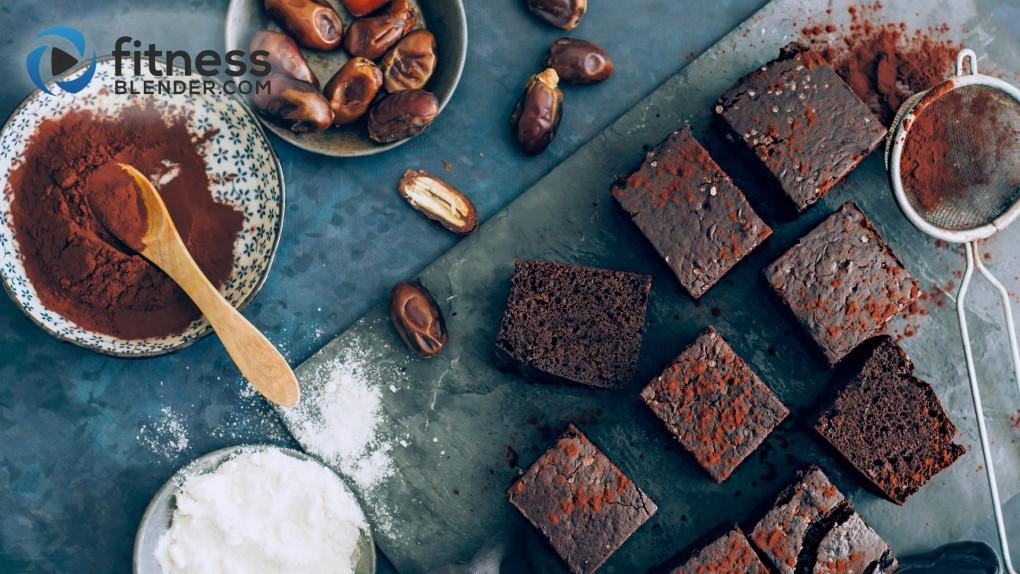 Chocolatey vegan brownies: Gluten free brownie recipe