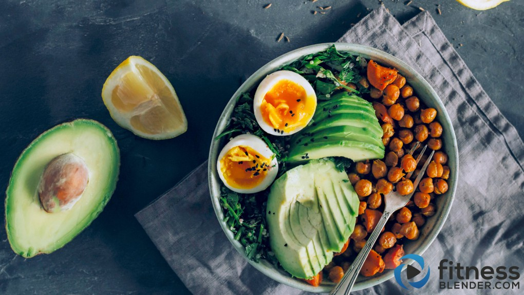Easy, delicious, protein packed harvest bowl recipe