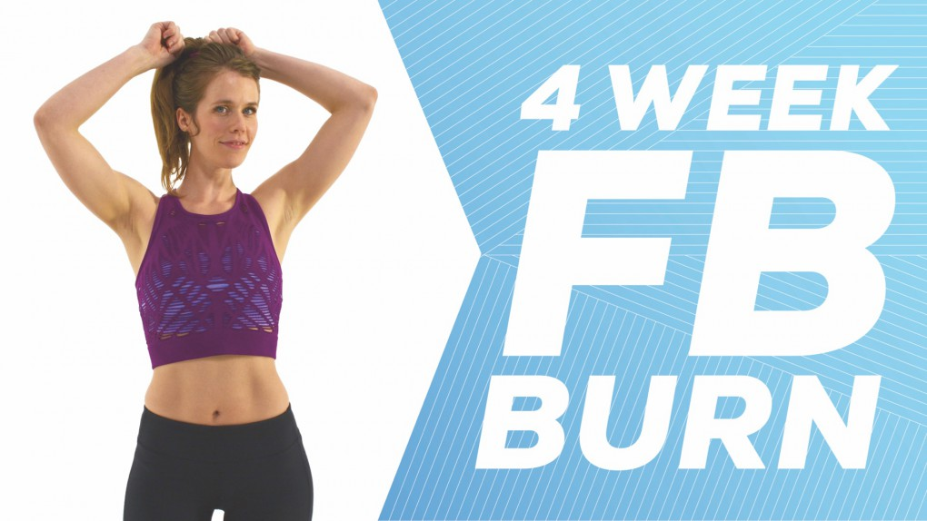 New 4 Week FB Burn now available!