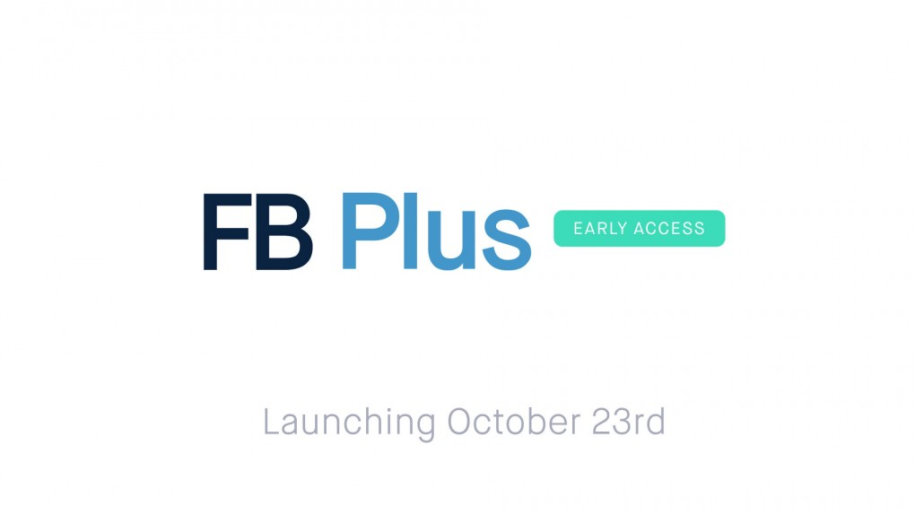 FB Plus - A new way to use Fitness Blender, launching soon