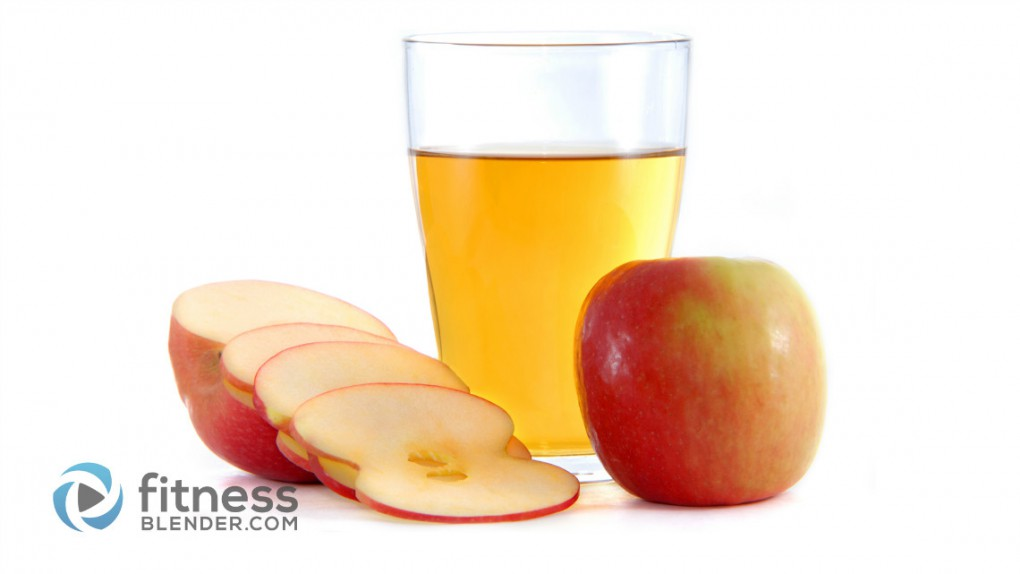 Easy 5 Minute Hard Cider Recipe: Low Calorie Vodka and Apple Juice