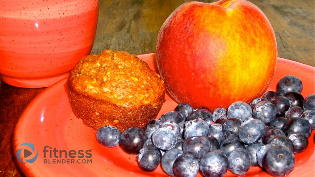 Cinnamon Bran Muffins Recipe: Healthy High Fiber Muffins