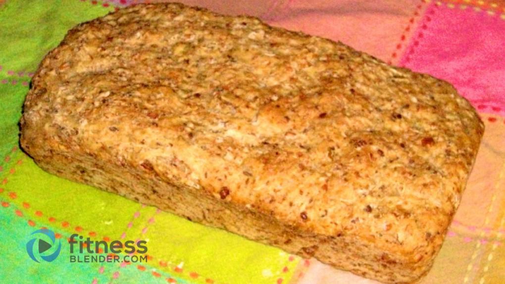 Crusty Cracked Wheat Bread Recipe