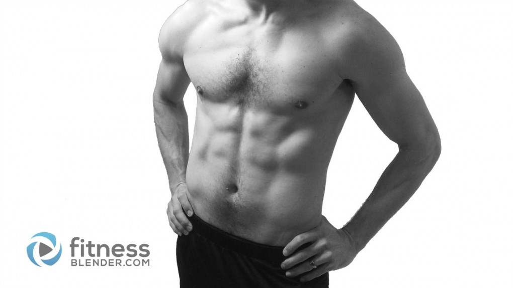 8 Minute Abs Boot Camp; Home Abdominal Workout