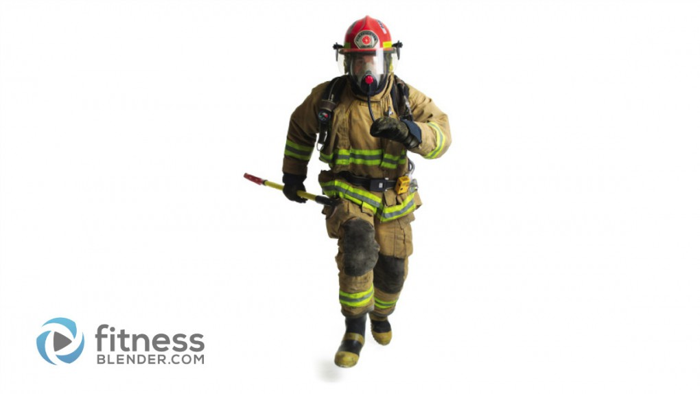 Firefighter Fitness Training - Firefighter Workouts