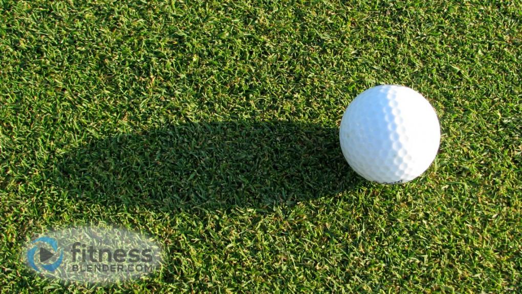 Golf Balance Exercises