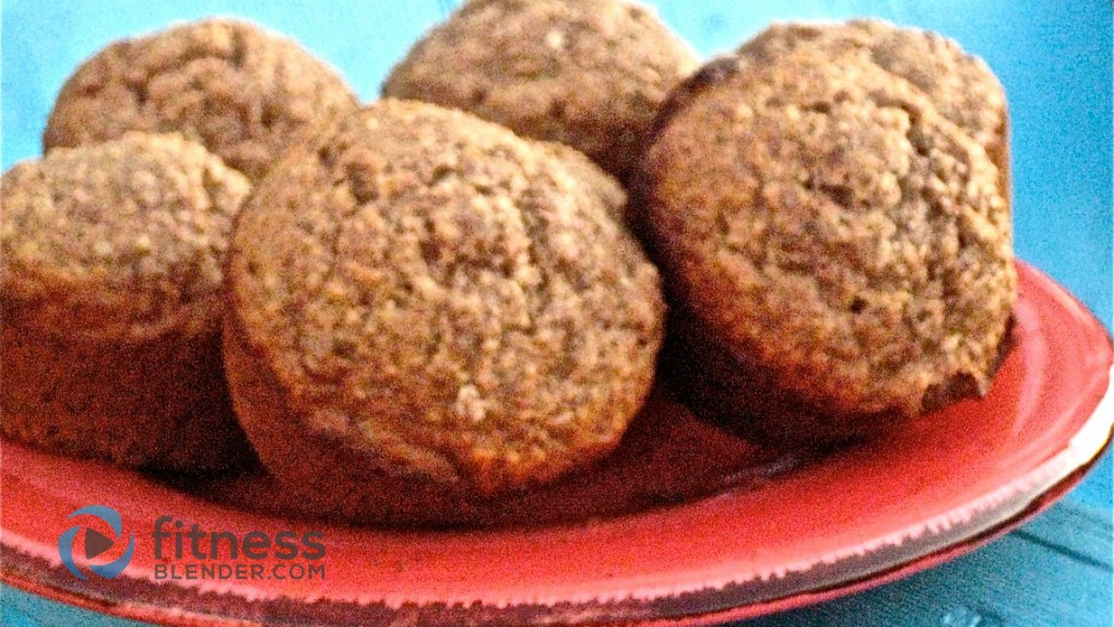 Healthy Banana Muffins - Wholesome Breakfast Muffins