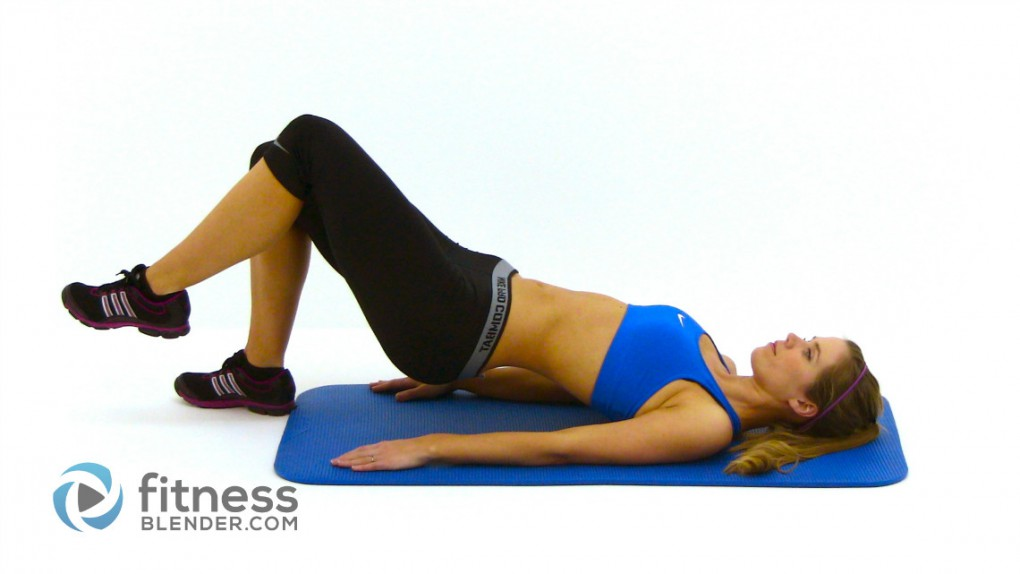 10 Minute Pilates Routine - Advanced Pilates Abs Workout