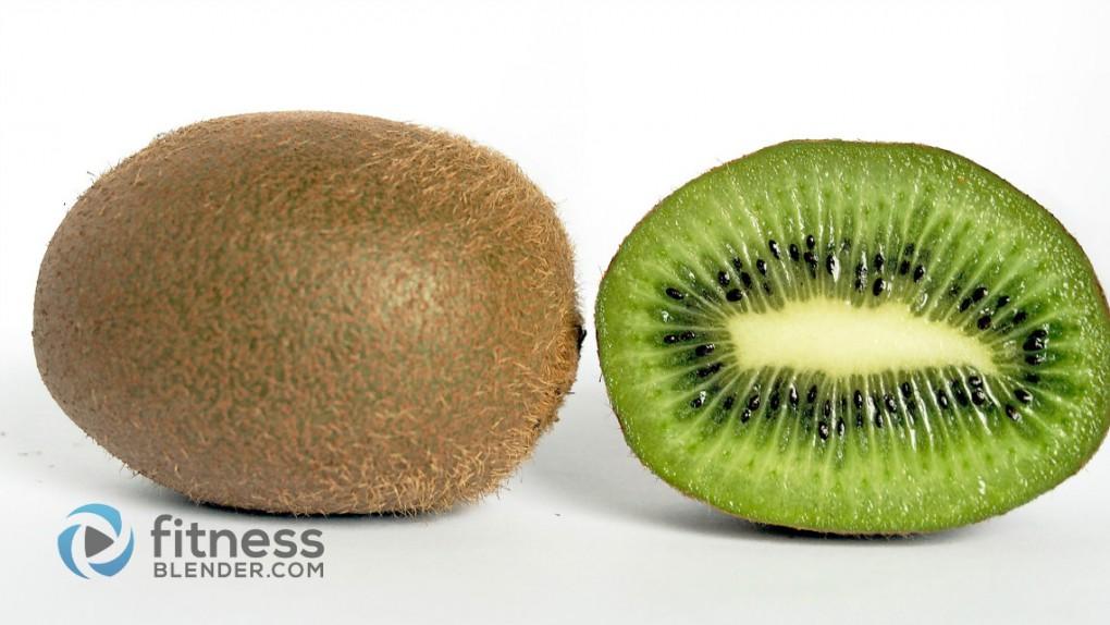 Kiwi Blueberry Smoothie