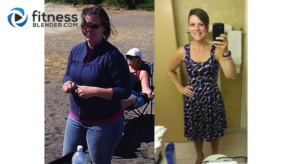 "Liz: From Beginner to ""Level 5's"" - Muscle Gained, 58 lbs Lost"