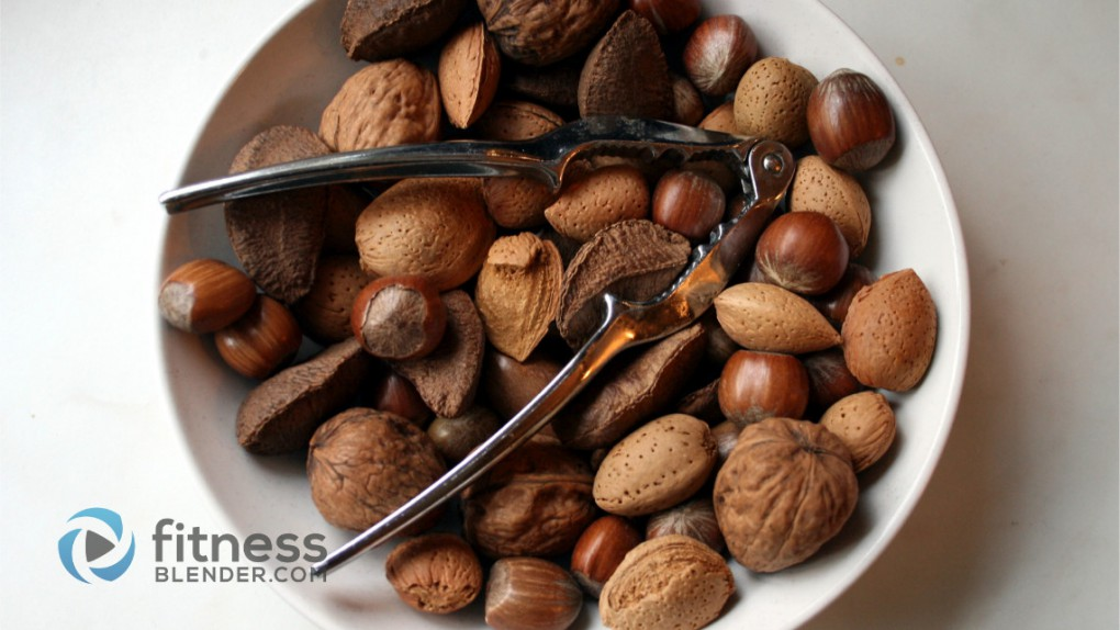 Nut Nutrition Facts - Nut Calories and Health Benefits