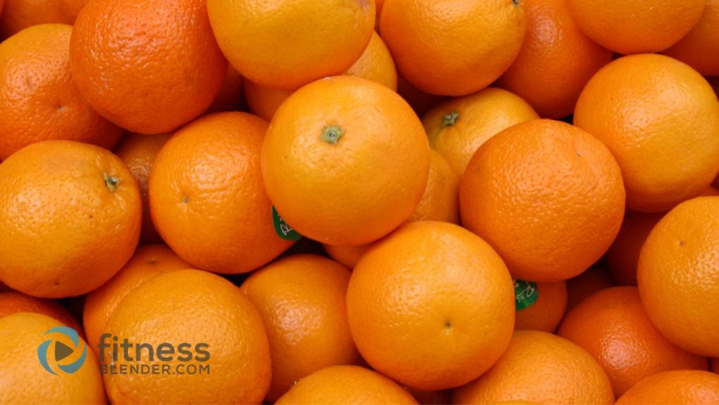 Orange Strawberry Smoothie