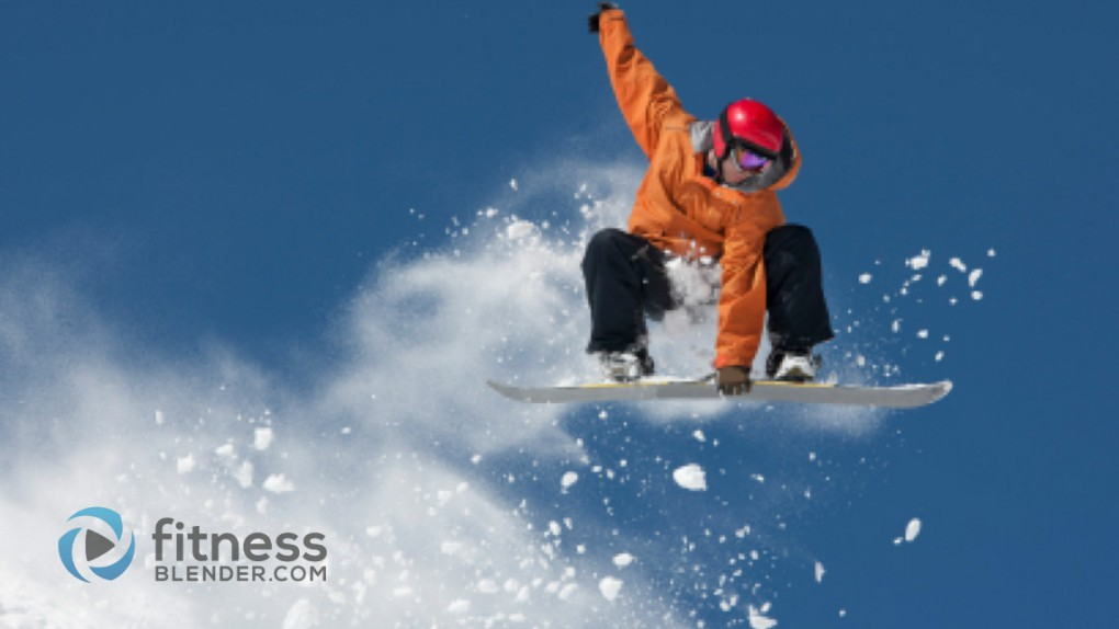 Ski and Snowboard Cardio and Endurance Training