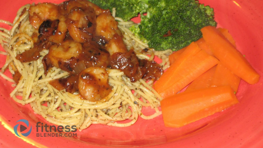 Szechuan Shrimp: Low Fat Szechuan Stir Fry