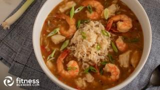 Savory Creole Seafood Gumbo