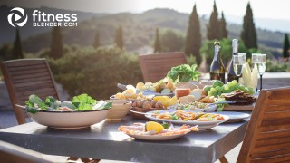 What We Can Learn From the Mediterranean Diet - With Example Daily Menu