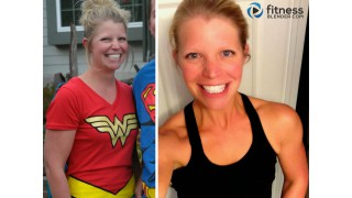 Blair's Before & After: 9% Body Fat Lost, Muscle Gained, Back Pain Gone