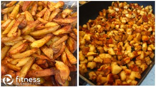 Healthy French Fries Recipe - Easy to Make Baked Fries