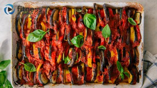 Quick and Easy Ratatouille Bake