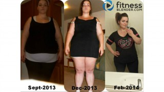 Fitness Blender Results: Amber's Before & After Story
