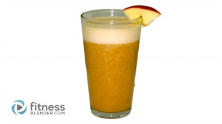 Fitness Blender's Bapple Juice - Banana Apple Juice Recipe