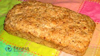 Crusty Cracked Wheat Bread Recipe