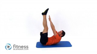 Advanced Ab Workout: Killer Ab Workout at Home
