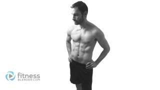 Home Upper Body Workout Plan: Get Rid of Flabby Arms Fast