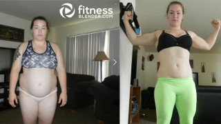 Fitness Blender Before and After Video Round 4