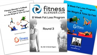 Fitness Blender Workout Programs and eBooks