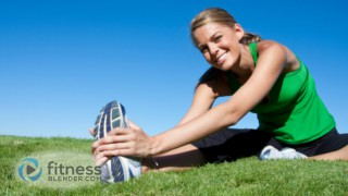 Improve your Golf Swing with Flexibility; Golf Stretching Exercises