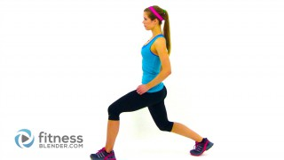 Home Cardio Workout: 15 Minute Cardio Boot Camp