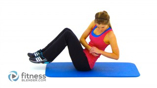 10 Minute Abs Exercise Routine: Home Ab Workout