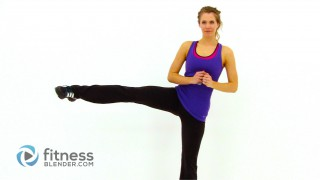 Full Body Workout without Weights - At Home Cardio Workout