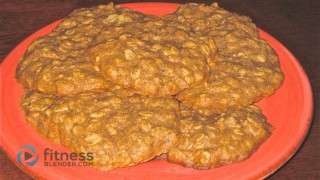 Healthy Oatmeal Cookie Recipe: Low Fat Oatmeal Cookies