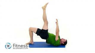 At Home Hamstring Workouts - Best Hamstring Exercises