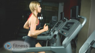 60 Minute Treadmill Workout Routine - Hour Long Cardio Workout
