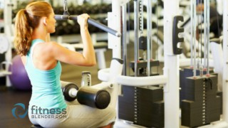 weight machine workout routines  printable gym workout