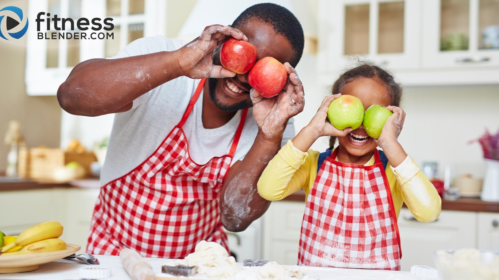 develop healthy relationship food