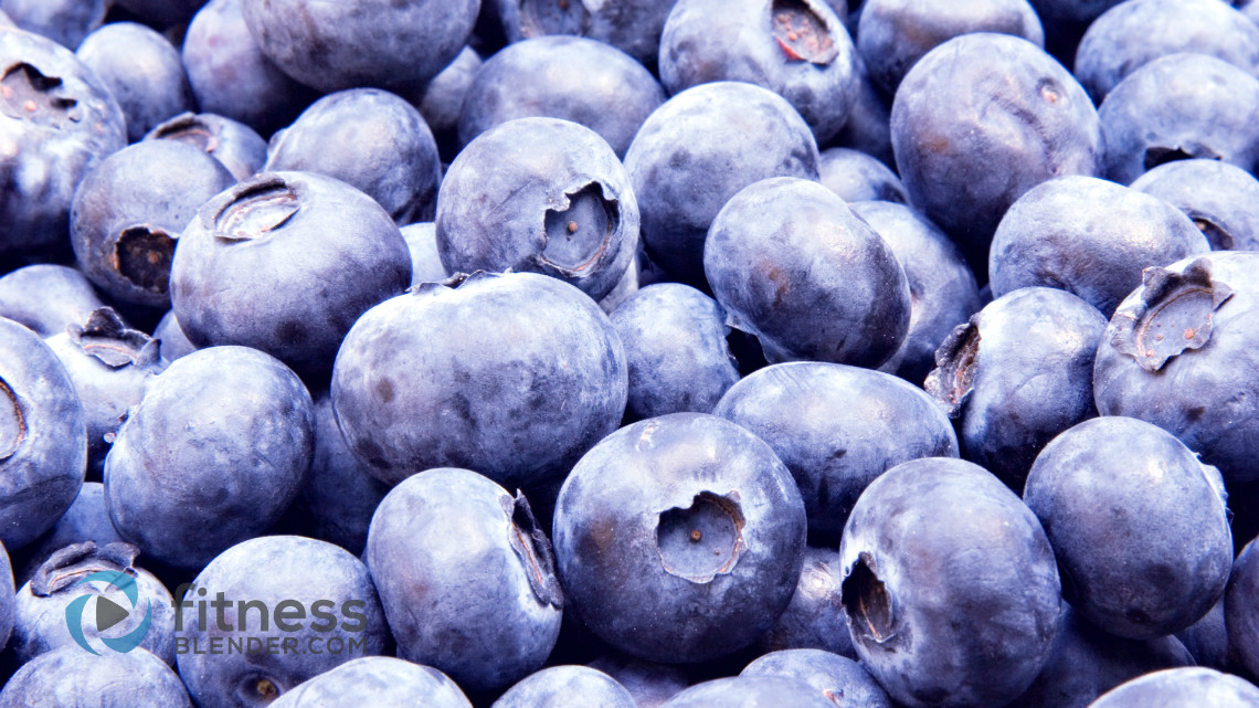 Health Benefits Of Natural Blueberry Juice