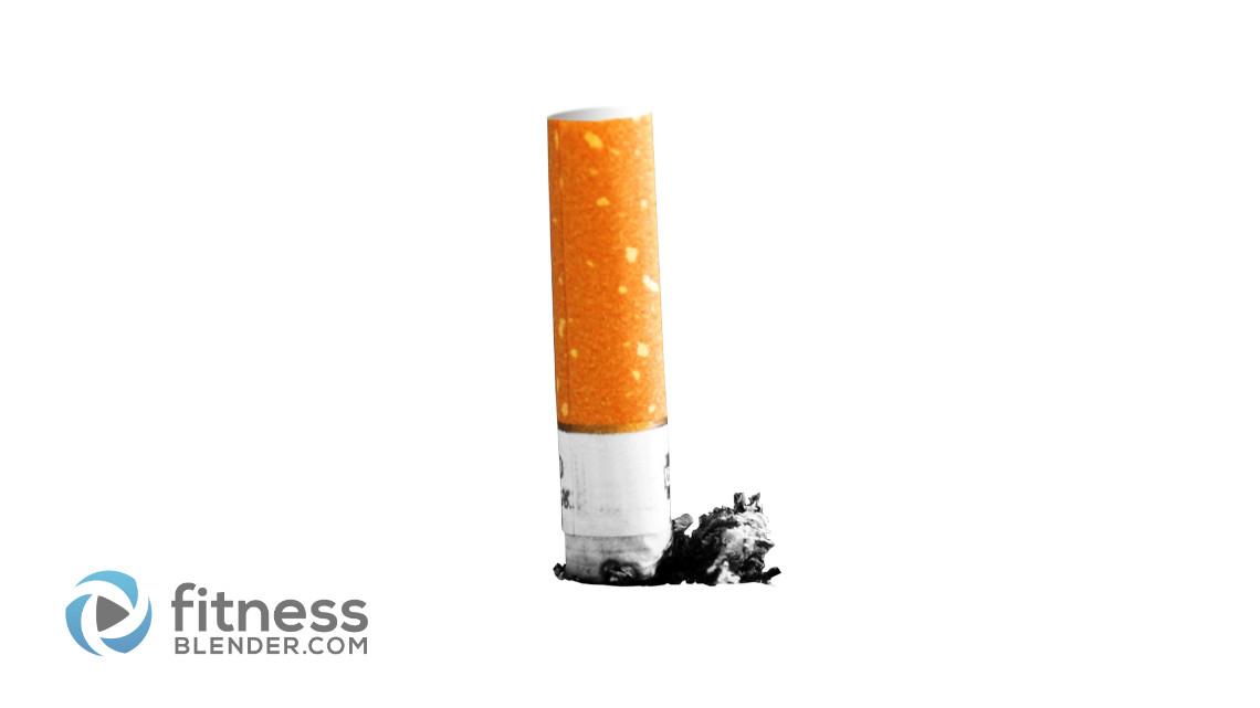 stop smoking exercise plan