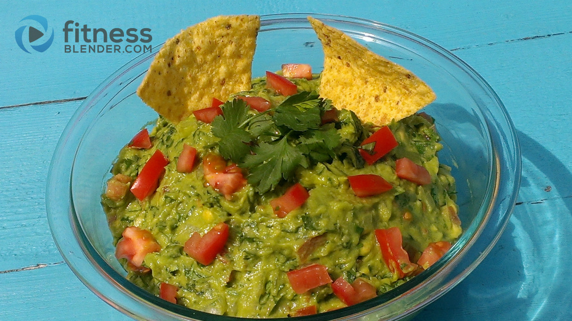 What is an easy guacamole dip recipe?