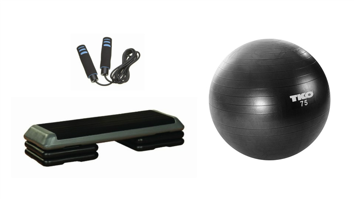 Building a Home Gym on a Budget - Cheap Home Gym Equipment ...